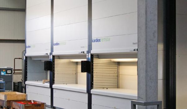 DST introduces a new storage system
